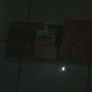 Books of 3
