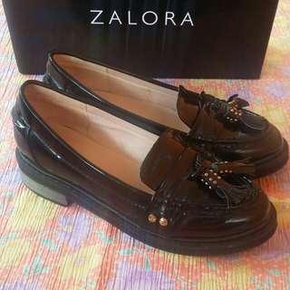 Sepatu Zalora Tassle Loafers
