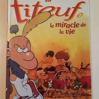 Titeuf (French) comic book