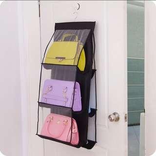 Wardrobe Pocket Bag Storage