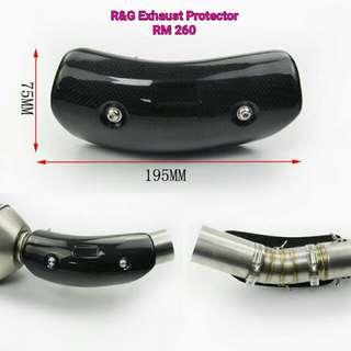Motorbike Piping Protector