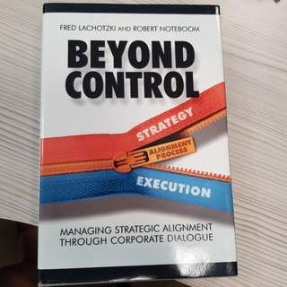Beyond Control: Managing Strategic Alignment through Corporate Dialogue