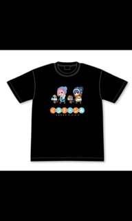 ゆるキャン△ なでしこ&リンのぐるキャンTシャツ 【SIZE】S碼 / M碼 / L碼 / XL碼