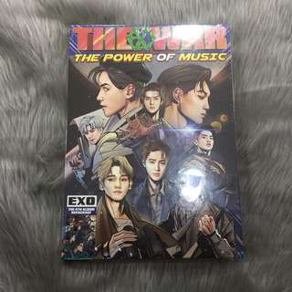 EXO 4th Album Repackage THE WAR: The Power of Music