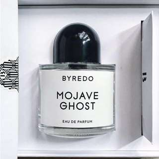 (可交換) BYREDO 香水   Mojave Ghost 50ml