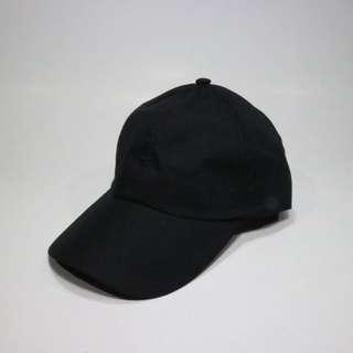 Topi Twill hitam murah berkualitas