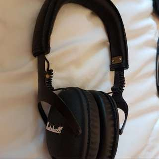 Authentic Marshall Monitor Headset