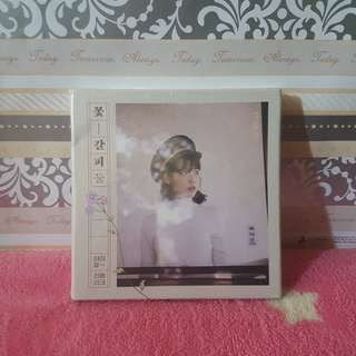 IU (꽃 갈피둘) Flower Bookmark 2 Album