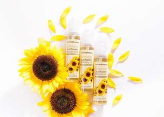 Human Nature Sunflower Beauty Oil (100ml)