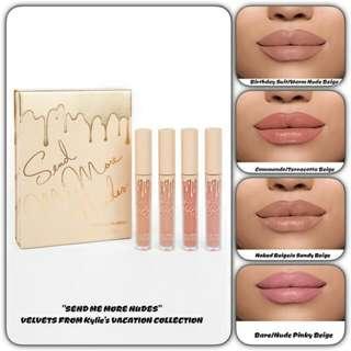 Kylie Matte Liquid Lipstick Inspired