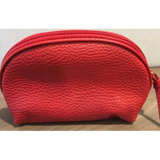 Estee Lauder Make-Up Pouch (Red)
