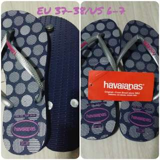 💯Authentic BNWT Havaianas Slippers