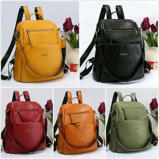 FOSSIL  Backpack 3 Fungsi 764#*