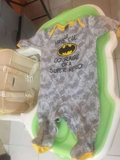 Authentic Batman frogsuit