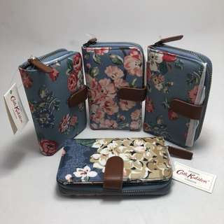 Authentic Cath Kidston Wallets
