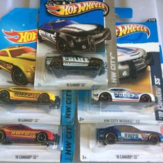 hot wheels camaro hotwheels