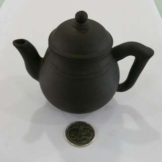 Mini Chinese Yixing Tea Pot Black Teapot