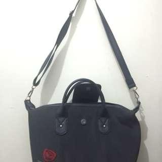 Marikina bag inspired long champ