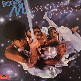 Boney M.: Nightflight to Venus LP