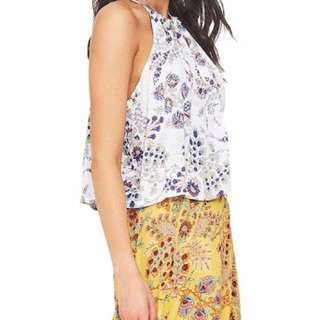 Tigerlily manipura top size 6 8 and 10 $65