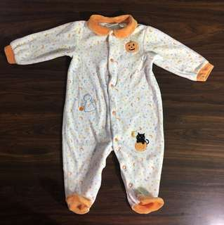 First Moments Halloween Body Suit