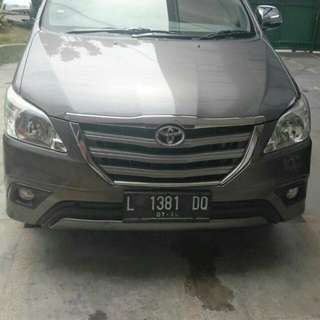2014 Toyota Kijang Innova G XR 42 DS AT