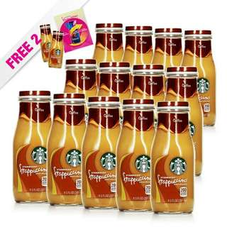 Starbucks Chilled Bottled Drinks
