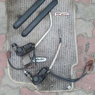 Parking pole Honda Access EG EK