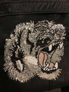 Sequins Tiger 🐅 iron on patch
