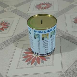 ipon challenge coin bank