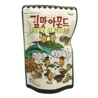 Korean Almond