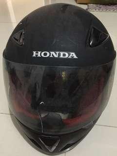 Helm ori honda CBR
