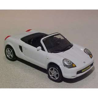 全新有盒 3 INCH Toyota MR2 2004 High Speed 1/64 Diecast Mint Loose 模型車仔