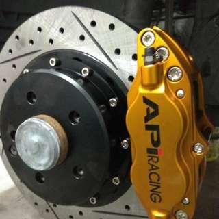 API Racing Big Brake kit