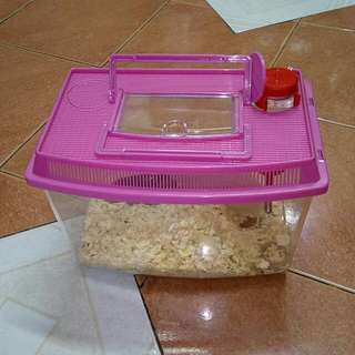 HAMSTER CAGE - RABBIT CAGE