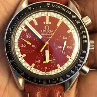 Omega Speedmaster Automatic (Michael Schumacher)
