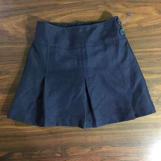 George Navy Blue Skirt