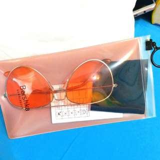 Bershka 墨鏡太陽眼鏡sunglasses