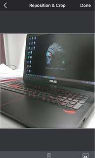 asus rog strix gaming laptop