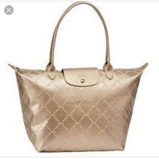 Longchamp Gold