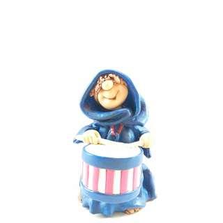 """Friar Folk """"Drummer Boy"""" by Maureen Carlson"""
