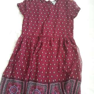 Dress - boho