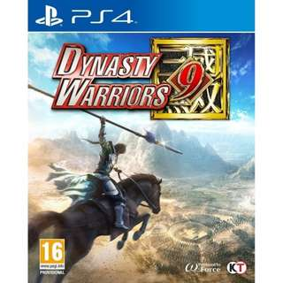 Ps4 Dynasty Warriors 9 R2
