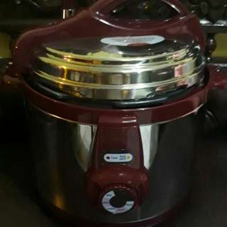 Alisan Electric Pressure Cooker
