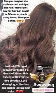 Wowo Hair Treatment