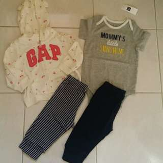 [Free Postage] Gap kids wear