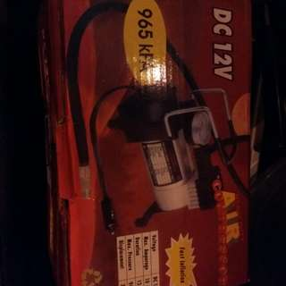 Car inflator heavy duty