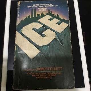 Ice by James Follett
