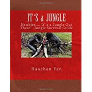 Newbies.... It's a Jungle Out There! Jungle Survival Guide eBook