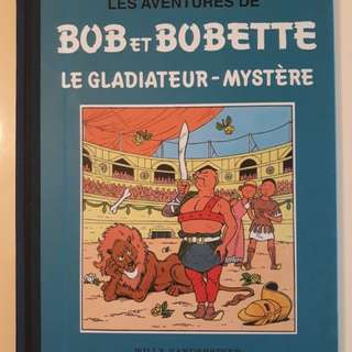 Les aventures de Bob et Bobette (French) comic book